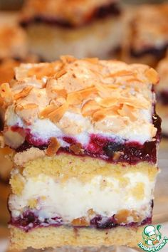 18 Ideas For Breakfast Coffee Cake Cooking Sweet Recipes, Cake Recipes, Snack Recipes, Cooking Recipes, Cooking Cake, Pancakes For Dinner, Russian Cakes, Easy Cake Decorating, Sweet Pastries