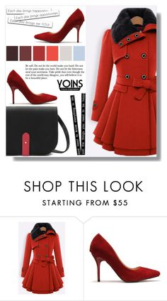 """""""Yoins 28"""" by fashion-pol ❤ liked on Polyvore featuring yoins, yoinscollection and loveyoins"""