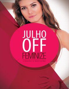 Encarte Julho Off Feminize