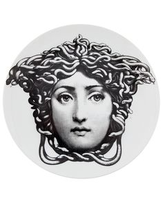 FORNASETTI Printed plate