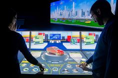 Future Energy Chicago – Potion Exposition Interactive, Interactive Exhibition, Interactive Installation, Exhibition Space, Interactive Design, Exhibition Stands, Interactive Projection, Projection Mapping, Transportation Engineering