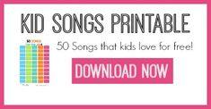 Preschool Songs for Circle Time - Preschool Inspirations Kindergarten Songs, Preschool Music, Teach Preschool, Sensory Bottles Preschool, Sensory Play, Sensory Bags, Community Helpers Lesson Plan, Graduation Songs, Circle Time Songs