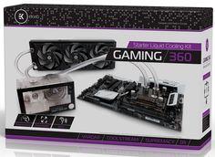 EKWB Introduced New Gaming Series Kits