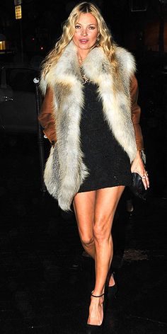 KATE MOSS photo | Kate Moss/that vest...