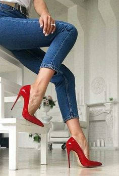 42 Adorable High Heel Shoes Ideas For Beautiful Women