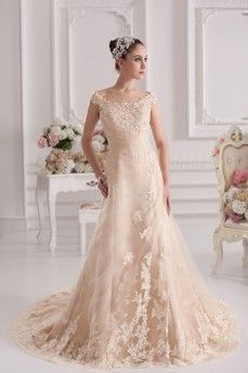 Noble Princess Tulle Bateau Wedding Dresses. Get unbeatable discounts up to 70% Off at Abbydress using Discount & Voucher Codes.