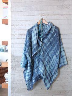 Similar to my indigo dyeing