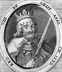 Eric II the Memorable (1090 - 1137). King of Denmark from 1134 until his death in 1137. He married Malmfred of Kiev but had no children with her. He was assassinated in 1137.