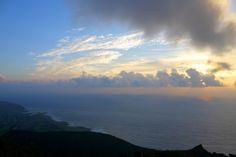 Happy New Year 2013!   From Koko Head Craters, Hawaii