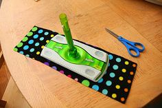 Make Old Towels reusable
