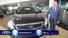 Westpoint Ford presents 2013 Ford Kuga  #westpointford #livedrivelove #Kuga #ford