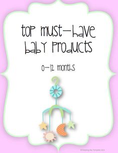 newborn, baby registry, baby products, best baby items, new mom