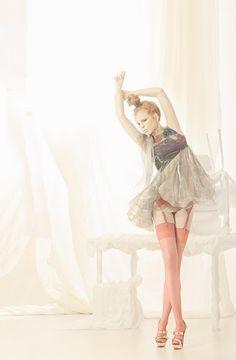 Fashion Editorial pastel sweet rose spring photography magazine soft