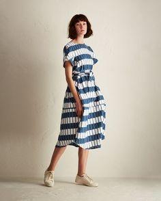 Women's Provence Ikat Dress