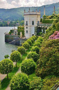 Lago di Maggiore, Italia