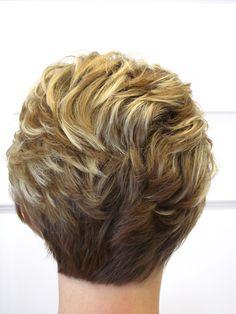 Women S Fashion Express Shipping Short Hair With Layers, Short Hair Cuts For Women, Long Hair Cuts, Mom Hairstyles, Cute Hairstyles For Short Hair, Curly Hair Styles, Hairdos, Stacked Haircuts, Short Layered Haircuts