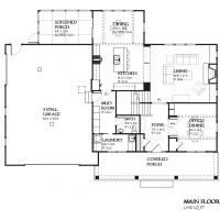 This lovely Craftsman style home with Arts and Crafts influences (House Plan has 2456 square feet of living space. The 2 story floor plan includes 3 bedrooms. Floor Plans 2 Story, Loft Floor Plans, House Floor Plans, Craftsman Farmhouse, Craftsman Style House Plans, Modern Farmhouse, Nutrition Education, Barndominium Floor Plans, Metal Buildings