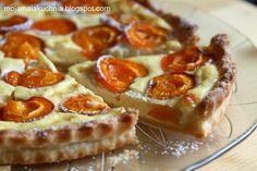Moja Mała Kuchnia: Tarta z morelami Pepperoni, French Toast, Pizza, Cooking Recipes, Breakfast, Food, Pies, Morning Coffee, Chef Recipes
