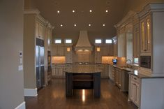 Unique Luxury Kitchens | Custom Luxury Kitchens omg so beautiful ! Dream kitchen !!