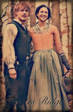 Outlander Season 4, Outlander Casting, Outlander Series, Claire Fraser, Jamie And Claire, Jamie Fraser, Outlander Costumes, Drums Of Autumn, Men In Kilts