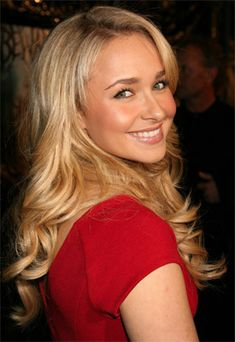 hayden panettiere hair colour - Google Search