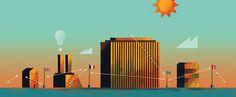 Besser leben im Funkloch: Sind unsere Mobilnetze bereit für das Internet der Dinge? Mobiles, Willis Tower, Building, Travel, Internet Of Things, Mesh, Do Your Thing, Mobile Phones, Buildings