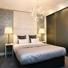 On the second floor are two double bedrooms including the master #bedroom with ensuite. #Strata