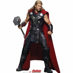 A lifesized standup is the perfect way to add a unique item to your decorating. Our collection of life sized stand ups, standees, fat heads, and cutouts is second to none, whether you are looking for a Captain America, The Black Widow or Thor cardboard standup you have come to the right place. All of our standups are made of cardboard and come unassembled. Some easy assembly is required for all of our cardboard standups, simply follow the included directions and  you can have a full size replica of your favorite star, such as Tony Stark as Iron Man. We also have a the largest collection of Marvel's The Avengers cardboard standups, including The Hulk, Nick Fury and Hawkeye. We also have all the official Avengers Age of Ultron cardboard cutouts. Our collection of cardboard standups is great, we have them all, Hawkeye, Vision, Ultron, Nick Fury and even the Hulkbuster Iron Man suit. Be sure to plan ahead when purchasing our cardboard standups because this item is printed to order, which takes 3-4 business days. So please take this into account when ordering your cardboard cutout.Learn how to  assemble your standup.