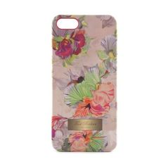 3215eda228d560 Ted Baker iphone 5 Lona Case Metal Iphone Case