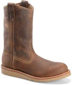 """Double H Boot Men's 11"""" Domestic Ranch Wellington"""
