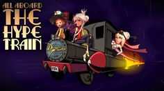 The DFO Hype Train