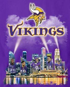 Vikings 2, Minnesota Vikings, Nfl, Comic Books, Cartoons, Comics, Nfl Football, Comic Book, Graphic Novels