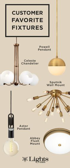 Tried and True Favorites - Quality, designer lighting. Accessible prices. Shop customer favorites.