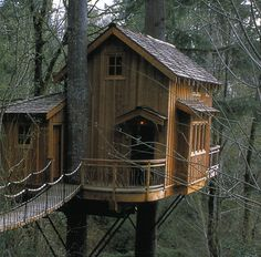 pete nelson treehouses | ... Inn. Photo courtesy Pete Nelson/New Treehouses of the World