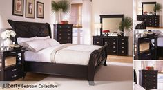 Liberty Bedroom Collection