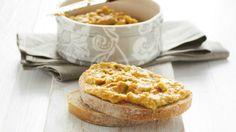 Fazolová pomazánka s kapií Foto: Apple Pie, Dips, French Toast, Cooking, Breakfast, Desserts, Recipes, Food, Spreads
