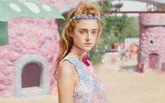 Lady Petrova 'Waterfalls dress' www.ladypetrova.com