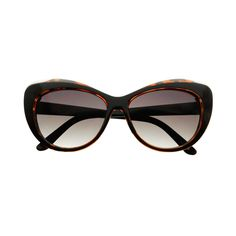 #cat #eye #retro #vintage #fashion #style #freyrs #womens  #tortoise #print