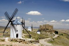 Castilla la Mancha - a guide to the area including Toledo and Cuenca | Spanish-Living.com