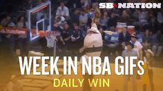 DeAndre Jordan, Kelly Olynyk, dunking sumo, and the Week in NBA GIFs (Da...