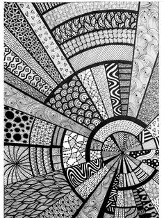 31 Ideas for doodle art ideas draw zentangle patterns The Effective Pictures We Offer You About my ideas board A quality picture can tell you … Doodle Art Drawing, Zentangle Drawings, Doodles Zentangles, Mandala Drawing, Art Drawings Sketches, Simple Doodles Drawings, Drawing Ideas, Mandala Sketch, Doodle Sketch