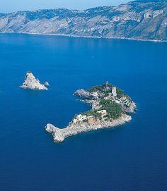 Isola Li Galli - Positano, Penisola Sorrentina (Li Galli islands) Italy