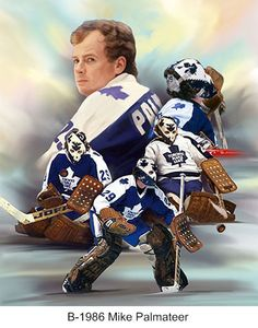 Hockey Goalie, Hockey Teams, Hockey Players, Ice Hockey, Maple Leafs Hockey, Hockey Pictures, Hockey Room, Goalie Mask, Hockey Stuff