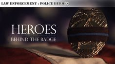 12 Best Law Enforcement : Police Heroes images in 2016 | Law