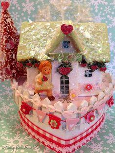Little houses aren't just for Christmas. Musings from Kim K.