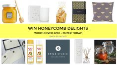Win a luxury hamper of 'Honeycomb Delights' worth over with Hive®