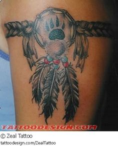 TATTOO PIC OF THE DAY! Check out this beautiful tattoo design from Zeal Tattoo at TattooDesign.com!