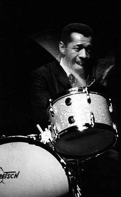 Philly Joe Jones. master drummer.