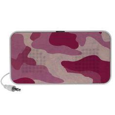 #doodlespeaker #minispeaker #computerspeaker #speakers  #pink #camaflouge