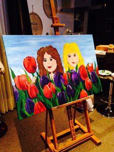 Made by herma netten  Pop art  painting